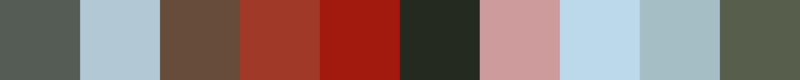 243 Juilaca Color Palette