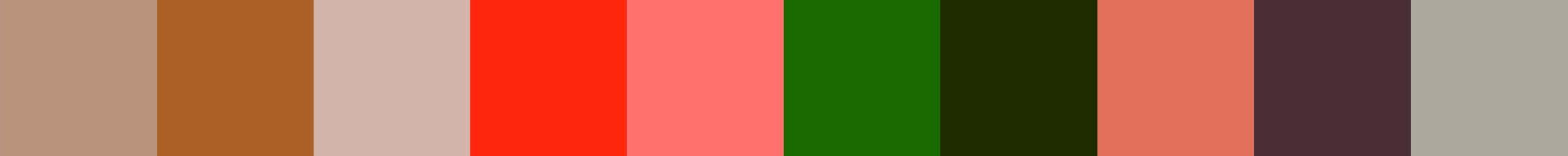 251 Revaptia Color Palette