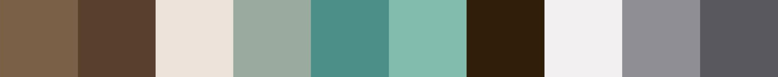 255 Kerniaza Color Palette