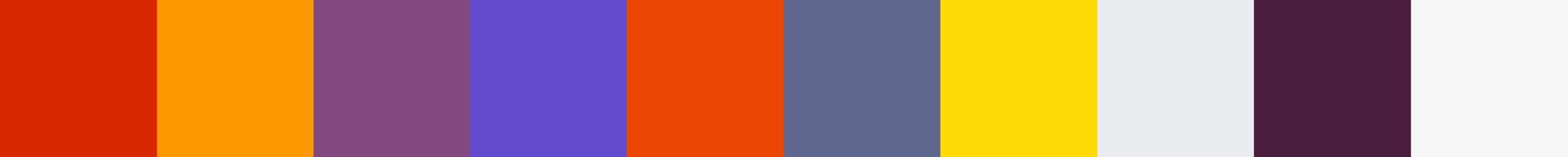 28 Haxea Color Palette