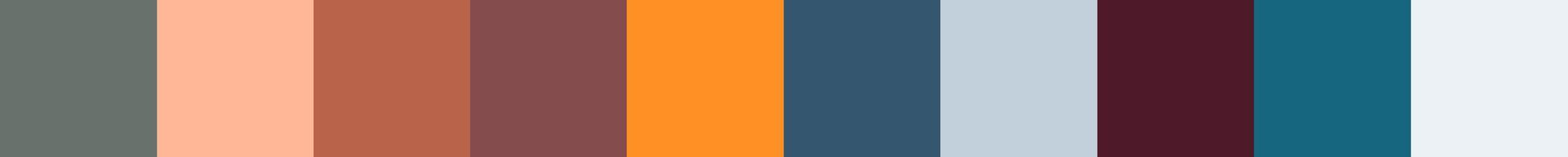 285 Edermorfia Color Palette