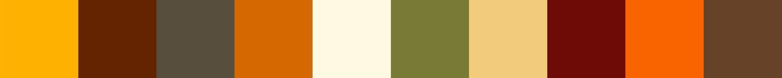 286 Alycra Color Palette