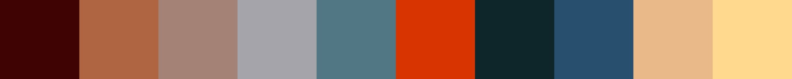 295 Ruminata Color Palette