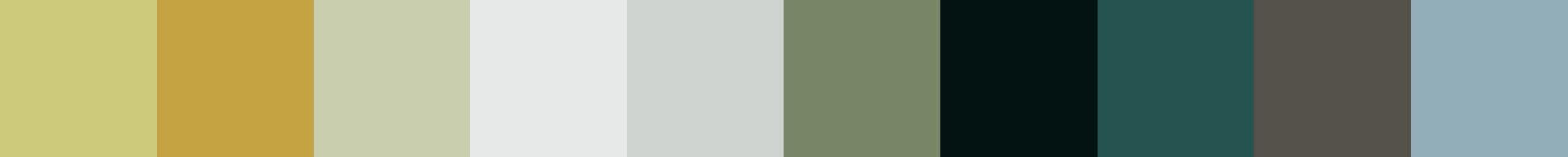 296 Quarma Color Palette