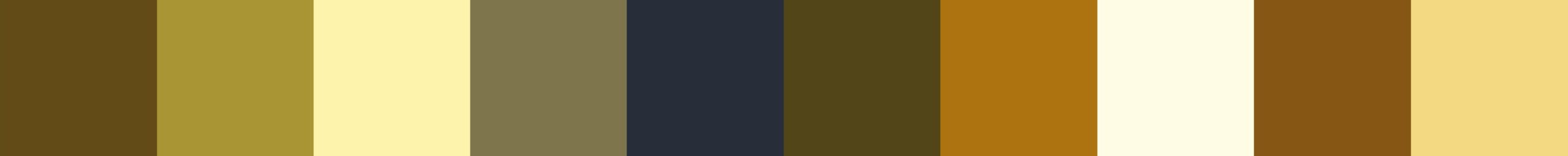 339 Arvapia Color Palette