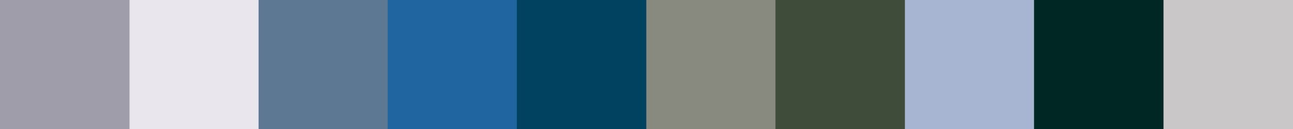 341 Tigomacia Color Palette