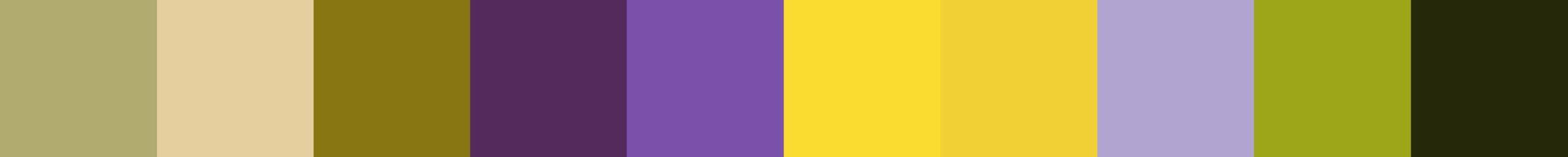 405 Cokra Color Palette