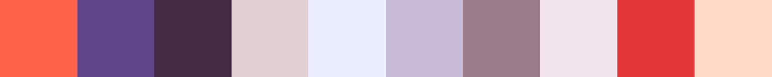 418 Koserta Color Palette