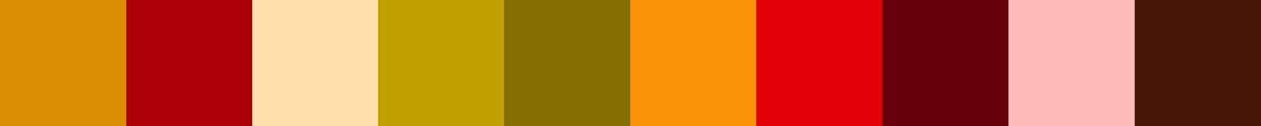 430 Risdena Color Palette
