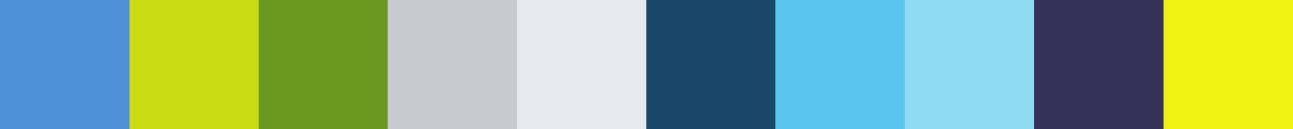 431 Ocrania Color Palette