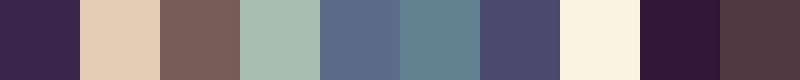 434 Sostila Color Palette