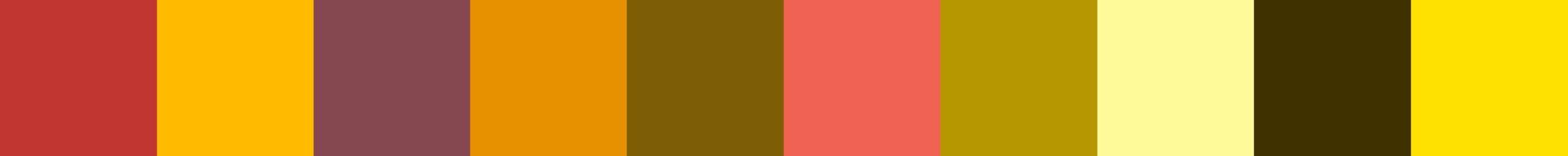 440 Madoul Color Palette