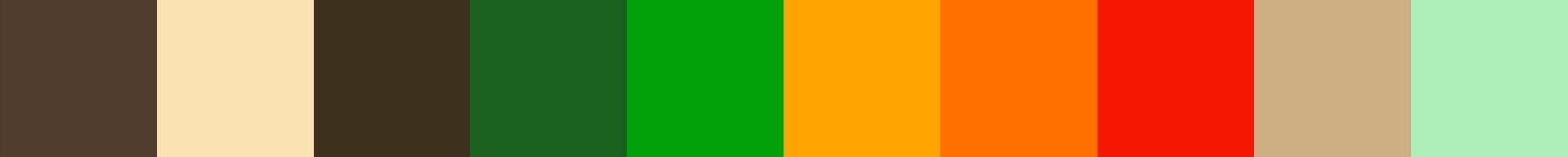 442 Saltafe Color Palette