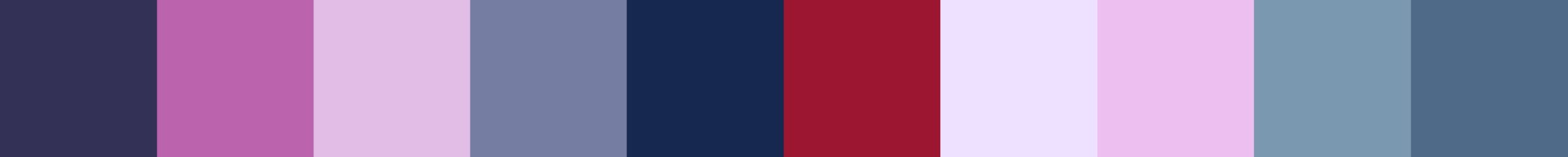 444 Dollka Color Palette