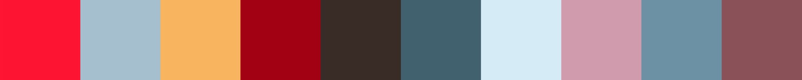 447 Hirmavo Color Palette