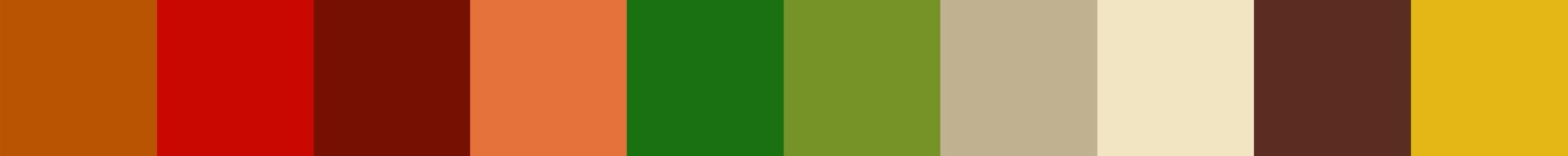 467 Darlepen Color Palette