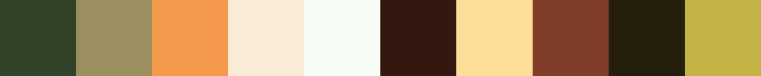 473 Talobia Color Palette