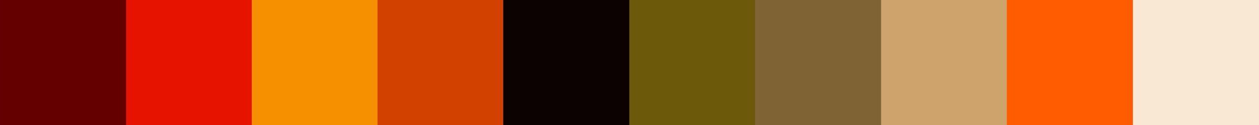 48 Triquena Color Palette