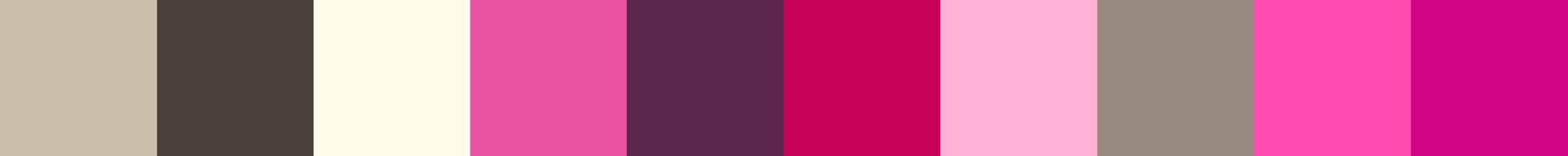 481 Azilobo Color Palette