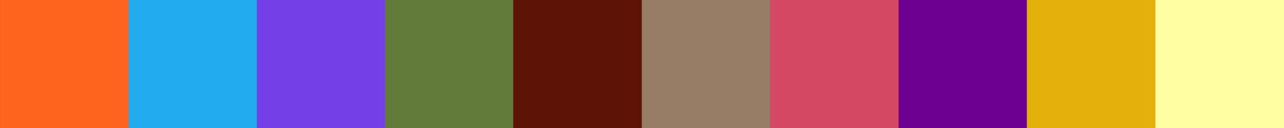 493 Easmia Color Palette