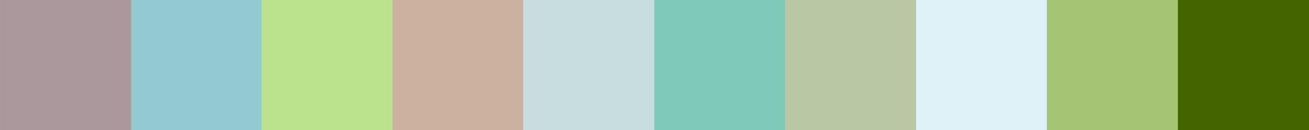 495 Onaxia Color Palette