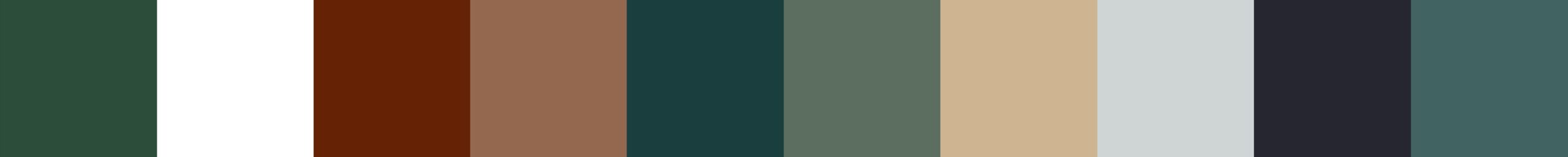 502 Ferlovia Color Palette