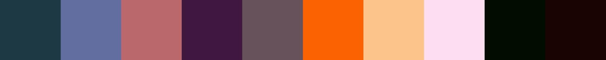 53 Acrimito Color Palette