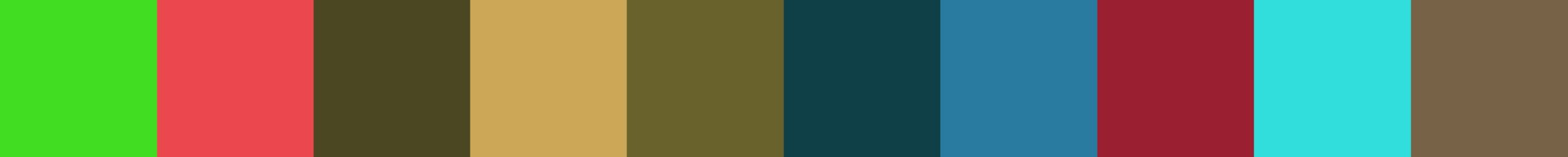 568 Phaidra Color Palette