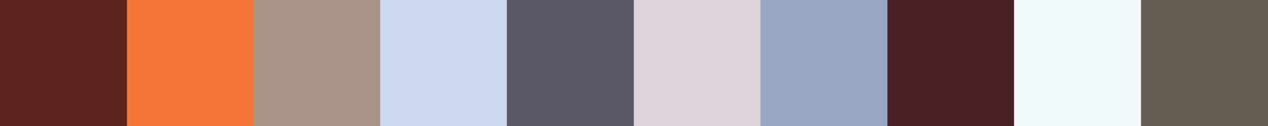 59 Slideria Color Palette
