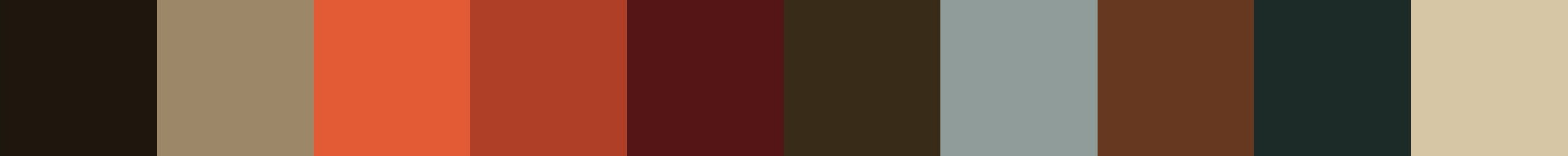 610 Osavodia Color Palette