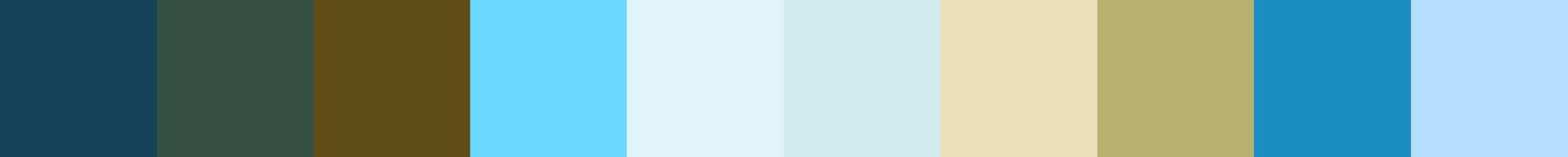 628 Dioniela Color Palette