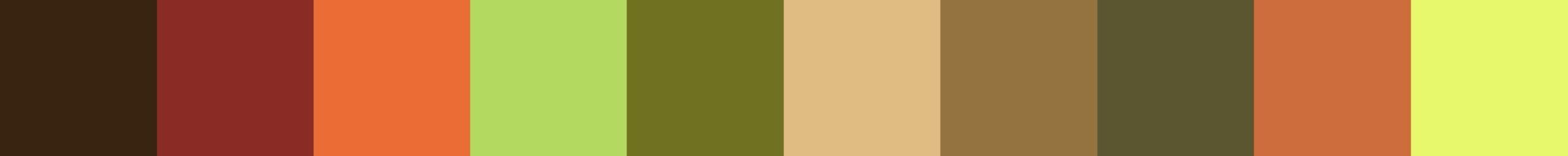 639 Rivafrela Color Palette