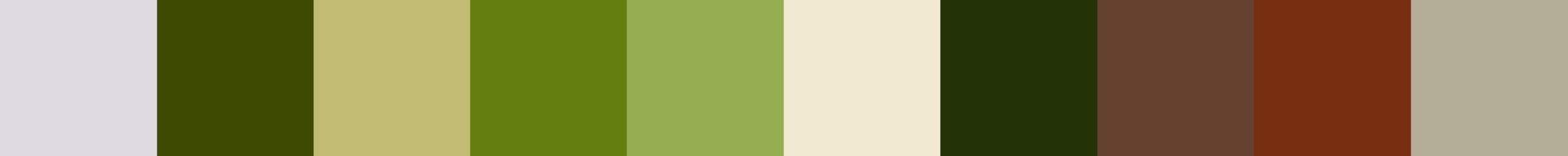 655 Drinaxa Color Palette
