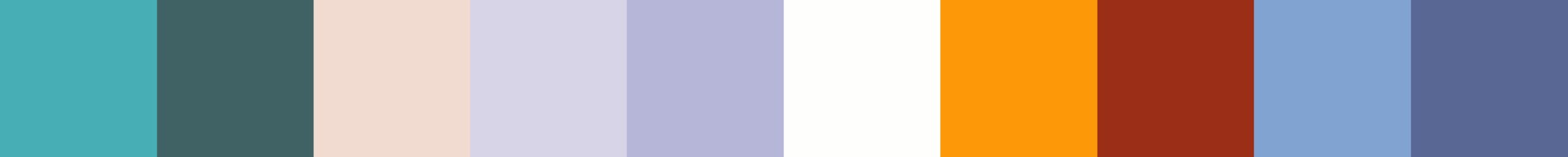 676 Baratsa Color Palette