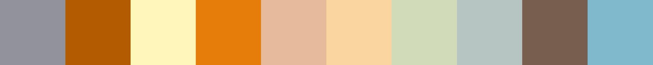 677 Kivdelia Color Palette