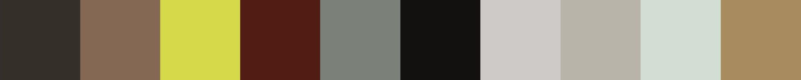 682 Ecounta Color Palette