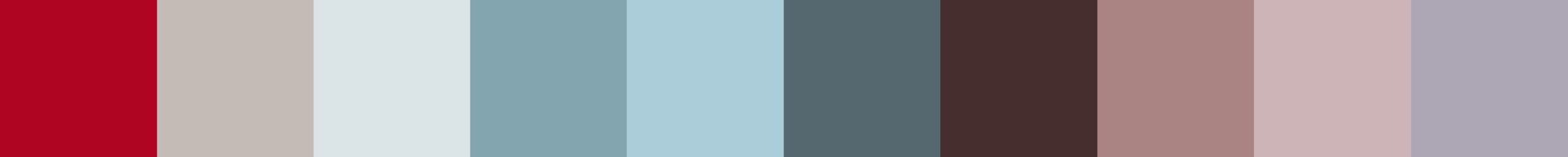 686 Efredia Color Palette
