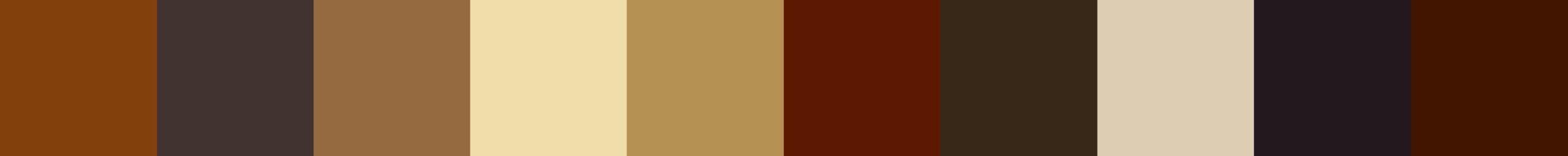 703 Erista Color Palette
