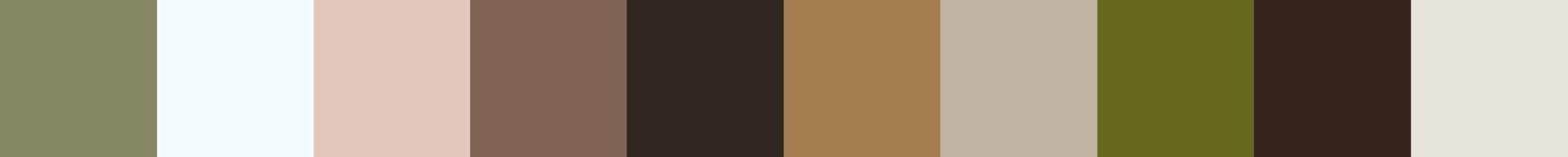 704 Macrapa Color Palette
