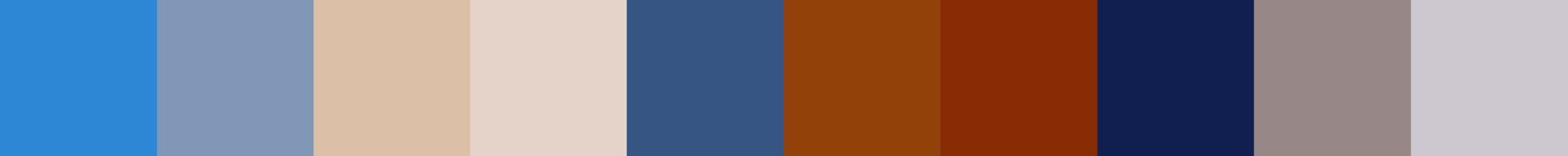 714 Chilata Color Palette