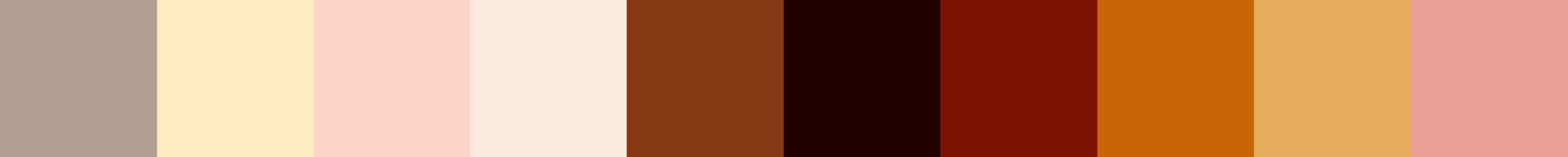 733 Sovireca Color Palette