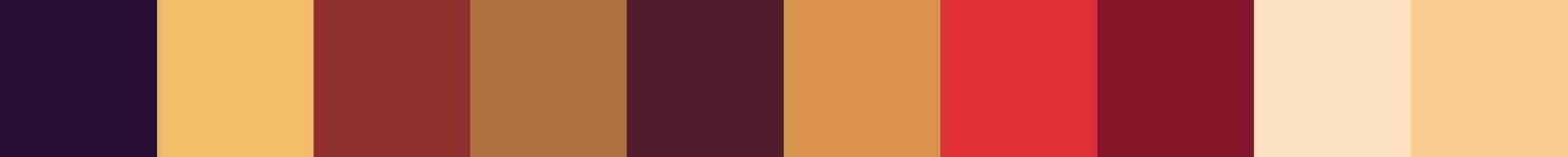 769 Pockonia Color Palette