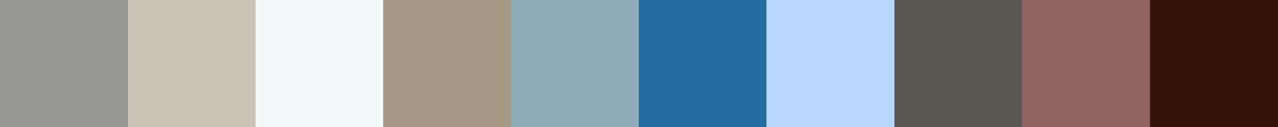 770 Trixelia Color Palette