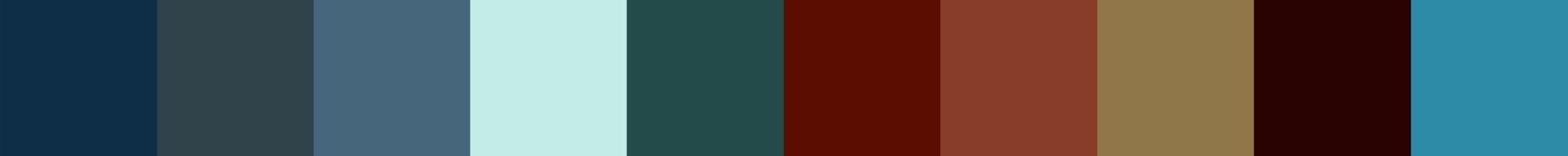 787 Centriala Color Palette
