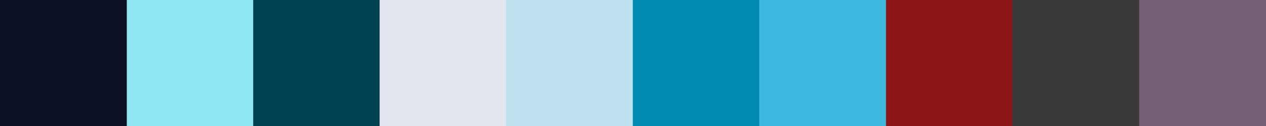 791 Crigia Color Palette