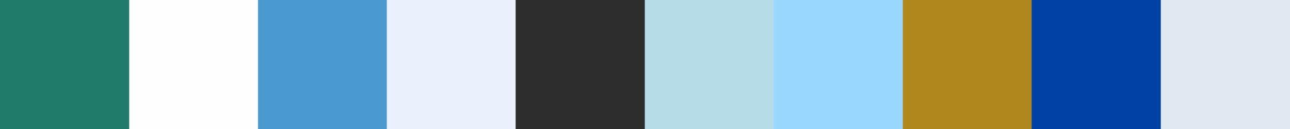 80 Gapazia Color Palette