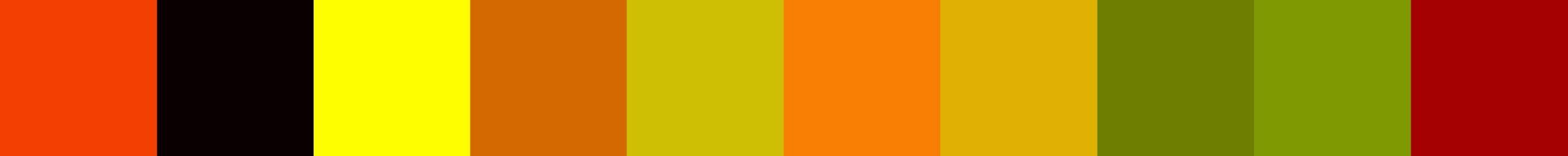 82 Ocornia Color Palette