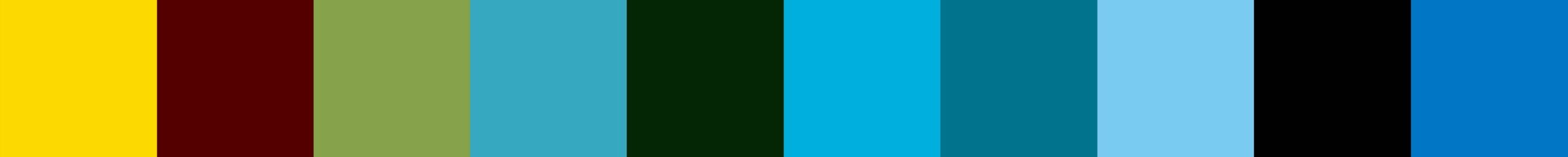 93 Berrama Color Palette