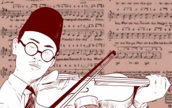 Indonesia Raya National Anthem