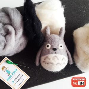 Totoro Nasıl Yapılır?